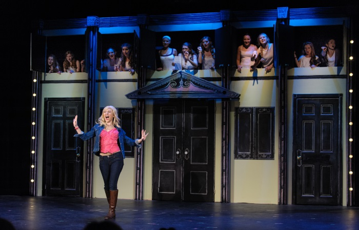 Legally Blonde on the PGT Mainstage