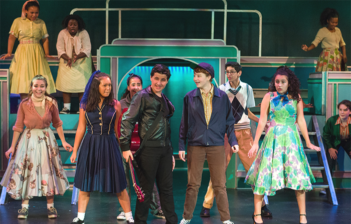 All Shook Up on the PGT Mainstage