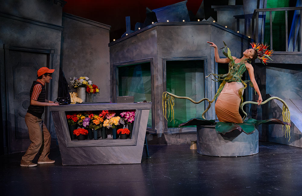 Little Shop of Horrors on the PGT Mainstage