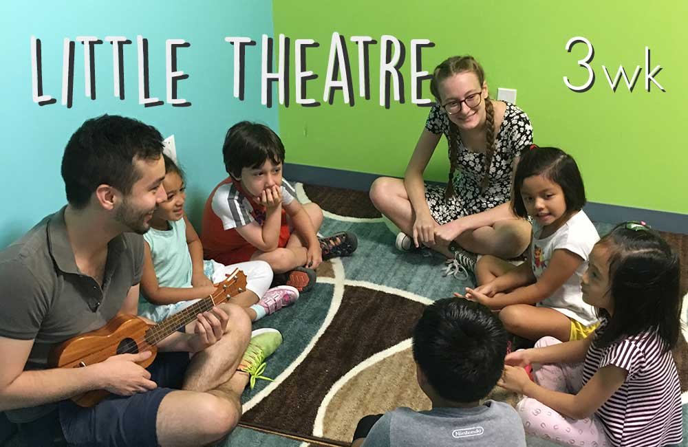 Little Theatre Summer