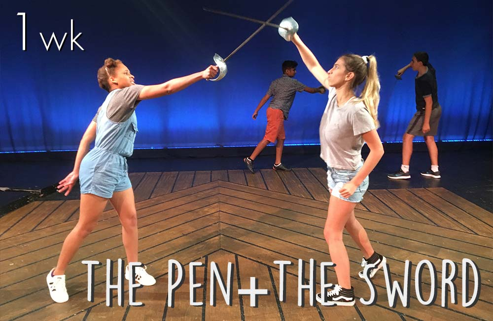 The Pen + The Sword