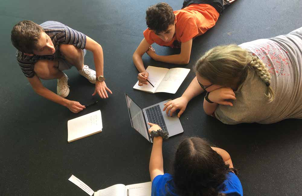 Playwriting at The Play Group Theatre