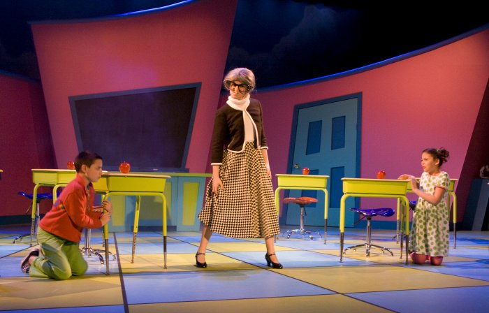 Sideways Stories from Wayside School on the PGT Mainstage