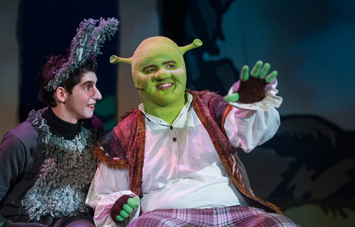 Shrek on the PGT Mainstage