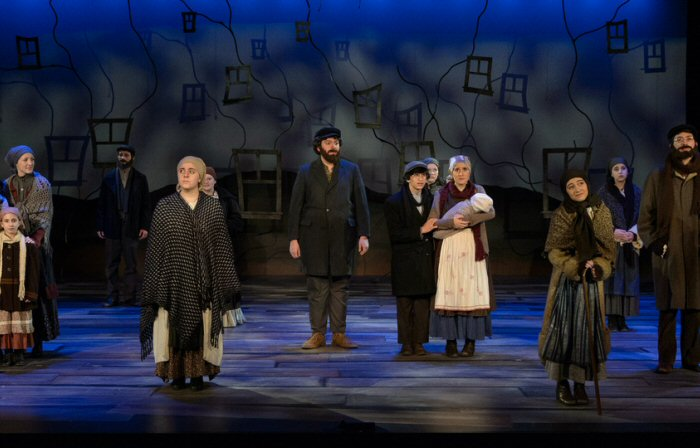 Fiddler on the Roof on the PGT Mainstage