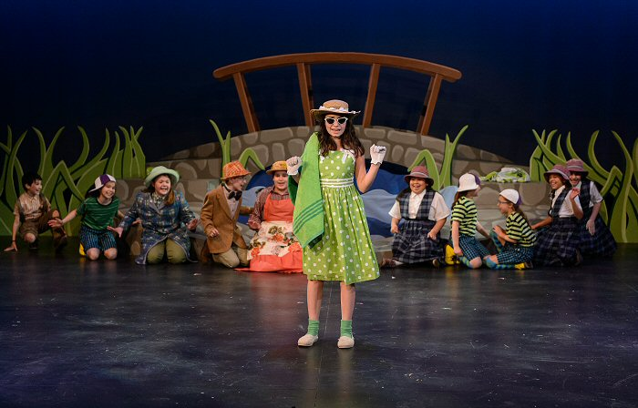 A Year With Frog and Toad on the PGT Mainstage