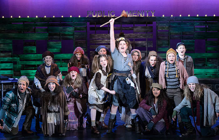 Urinetown on the PGT Mainstage