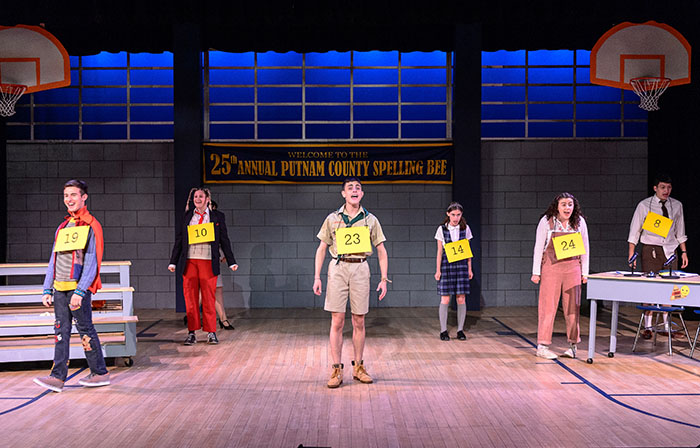 The 25th Annual Putnam County Spelling Bee on the PGT Mainstage