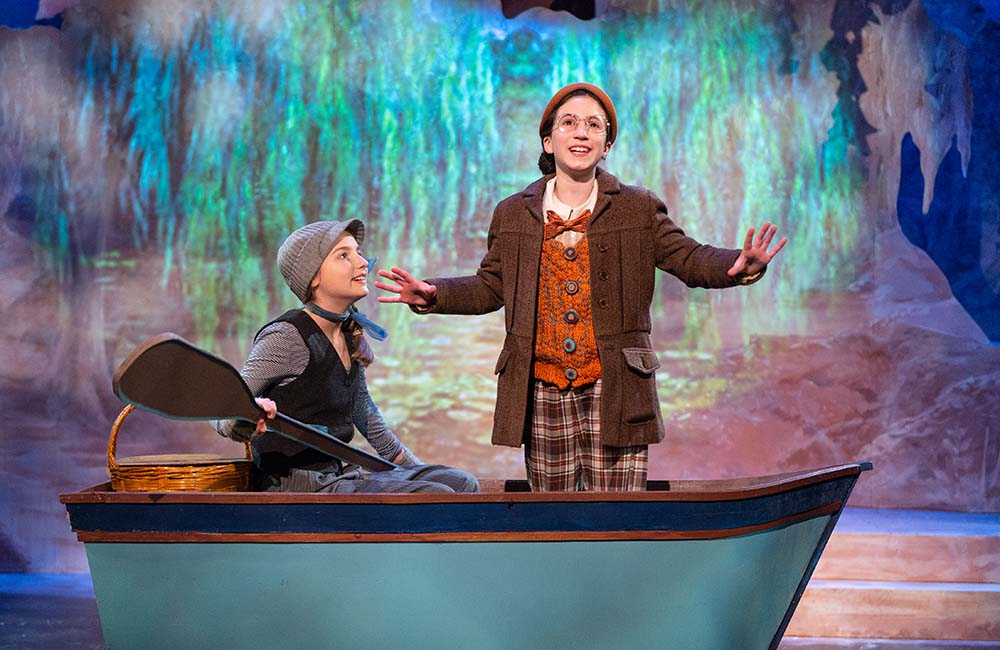 Wind in the Willows on the PGT Mainstage