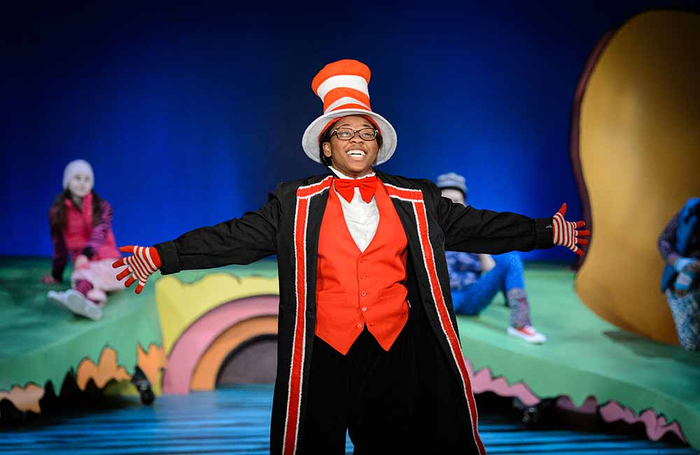 Seussical the Musical on the PGT Mainstage